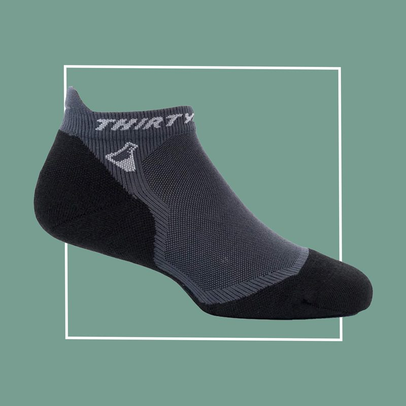 Thirty48 Ultralight Athletic Running Socks for Men and Women