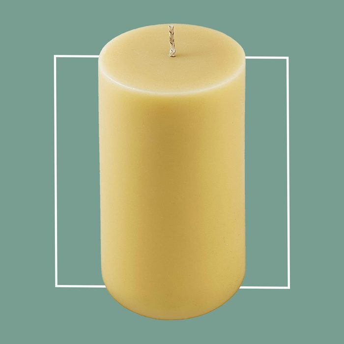 Clean B Beeswax Candles