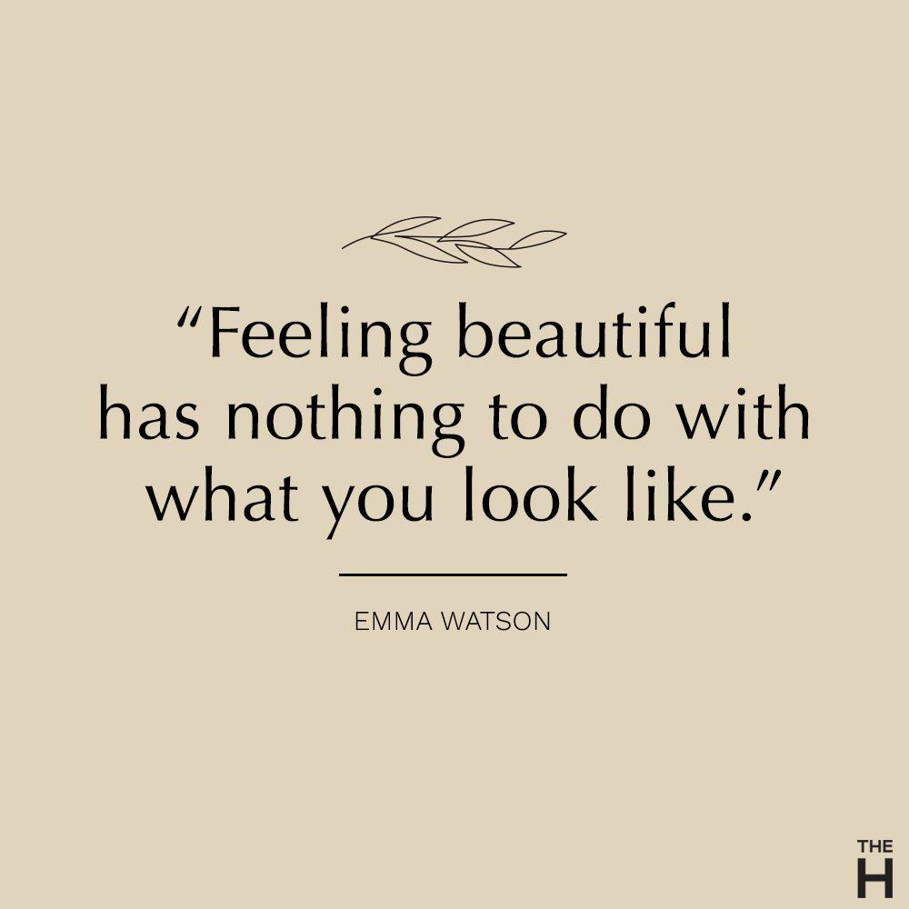 emma watson body positive quote