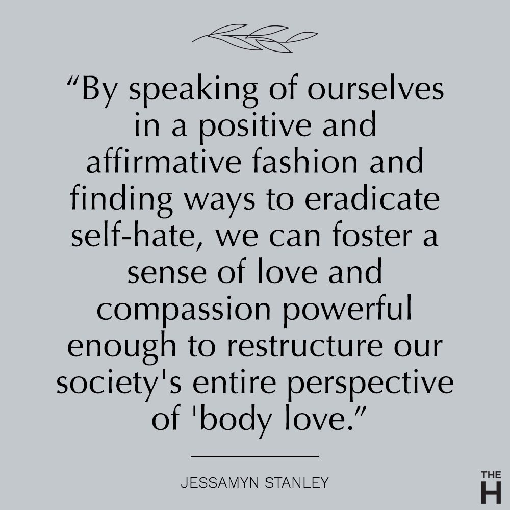 jessamyn stanley body positive quote