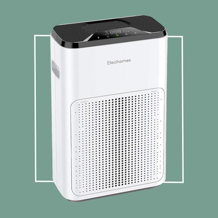 Elechomes KJ200-A3B Pro Series Air Purifier for Home Large Room with True HEPA Filter