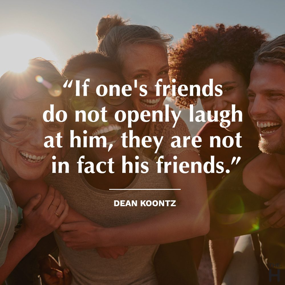 14 Funny Quotes About Friendship