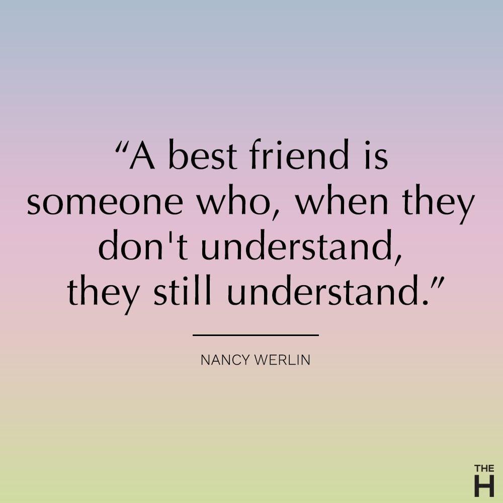 nancy werlin funny friendship quote
