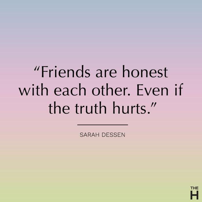 sarah dessen funny friendship quote