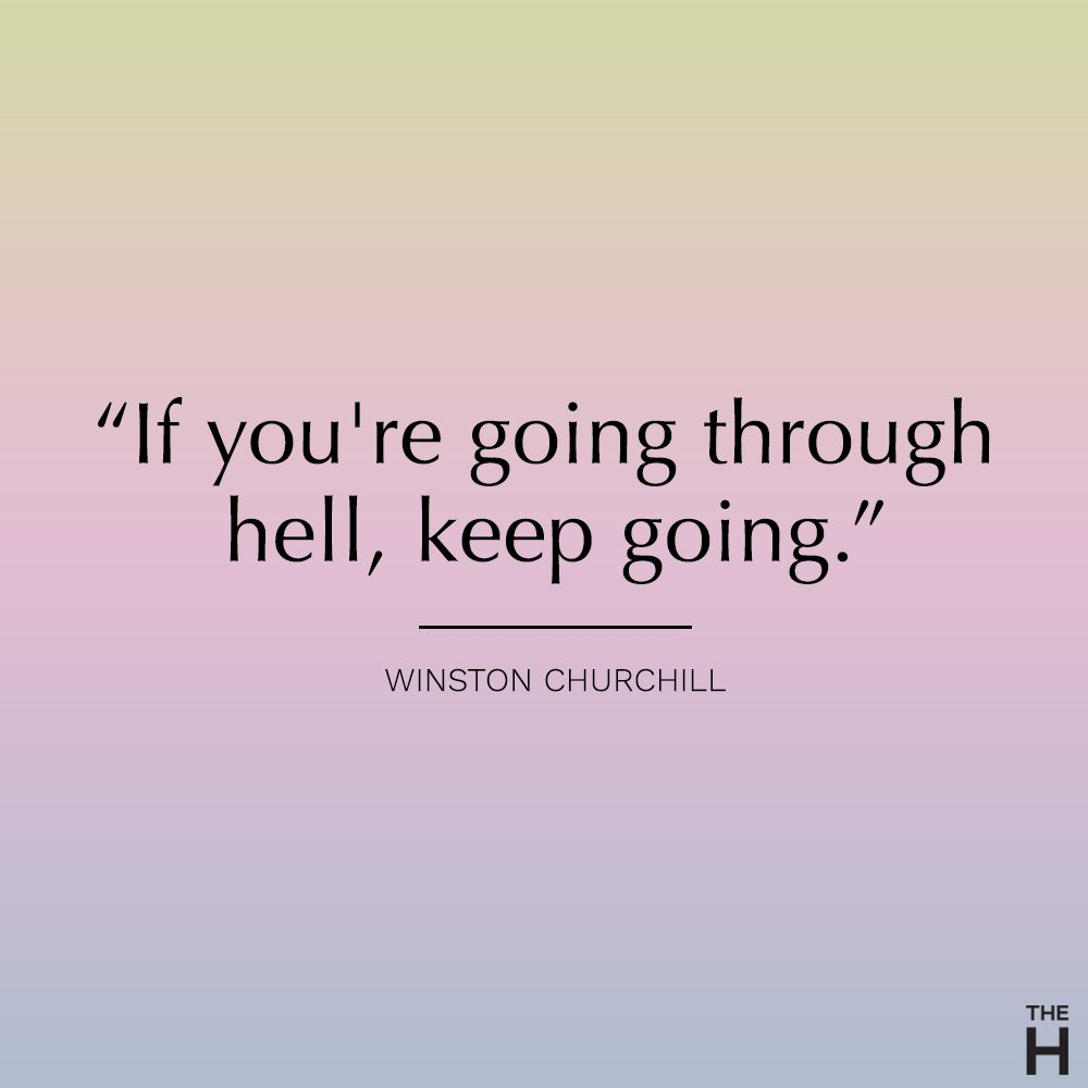 winston churchill funny motivational quote