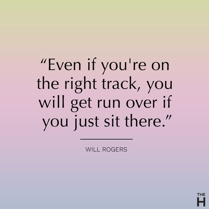 will rogers funny motivational quote