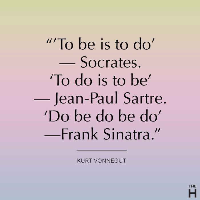 kurt vonnegut funny motivational quote