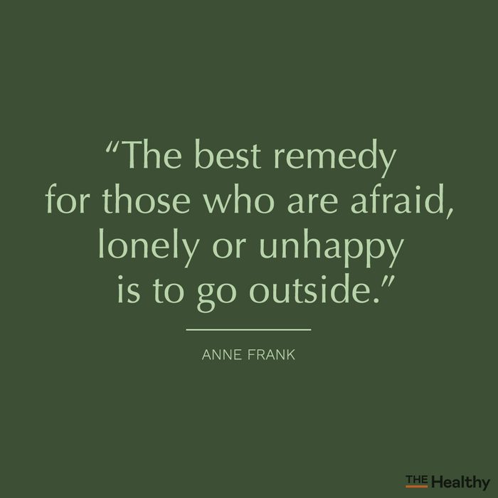 anne frank mood boosting quote