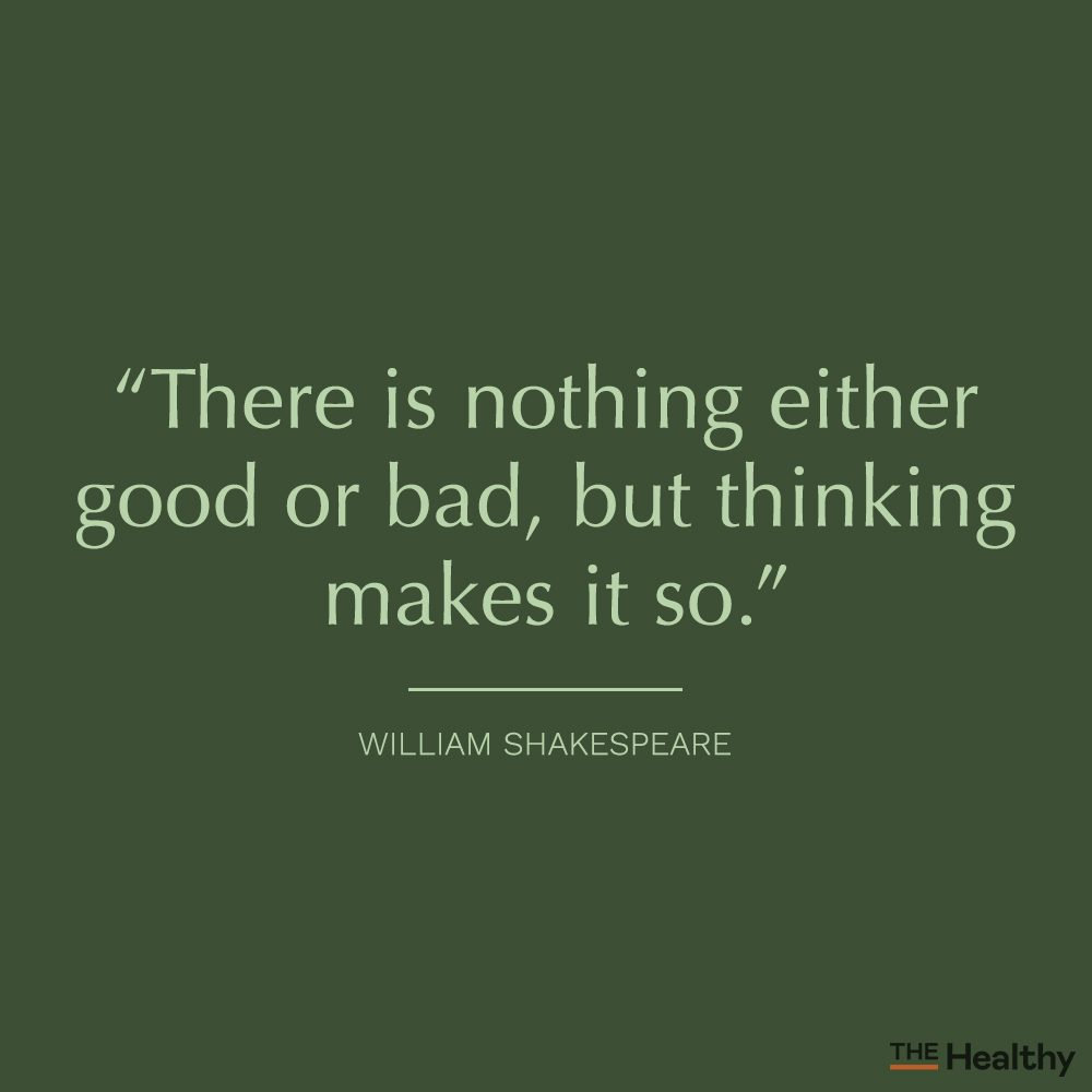 william shakespeare positive mood boosting quote