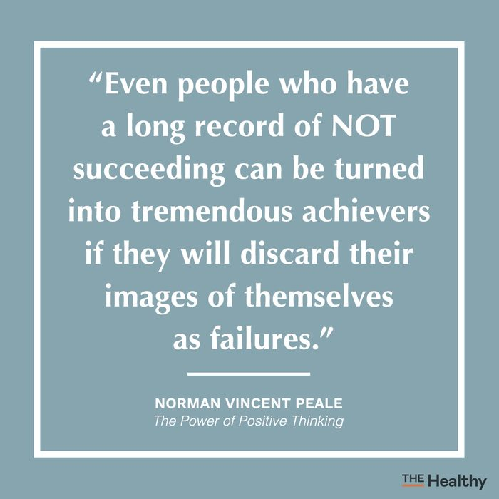 norman vincent peale positive thinking quote