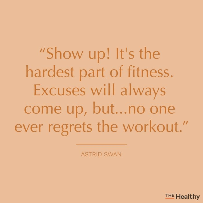 astrid swan self motivation quote