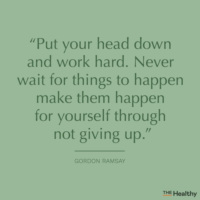 gordon ramsay self motivation quote