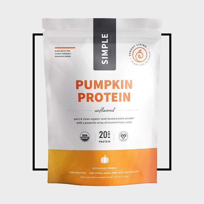 Sprout Living Simple Pumpkin Seed Protein Powder