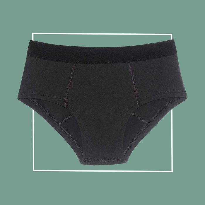 thinx organic cotton period underwear
