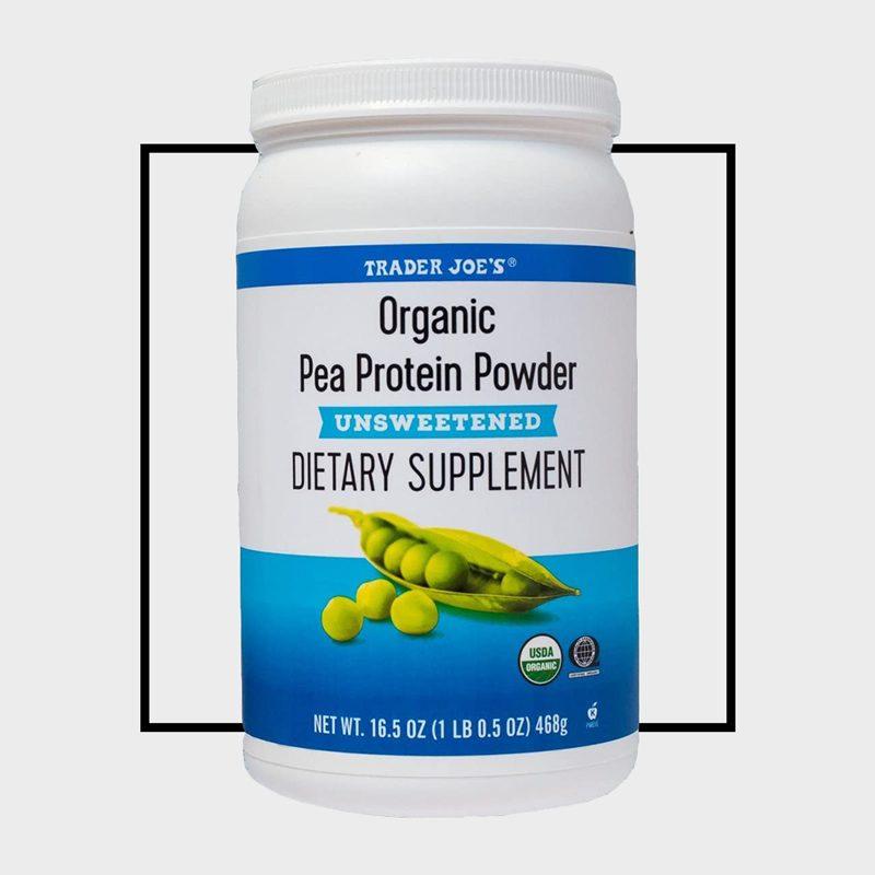 Trader Joe's Organic Pea Protein