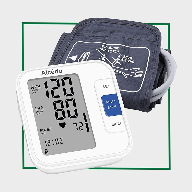 Alcedo Blood Pressure Monitor Upper Arm