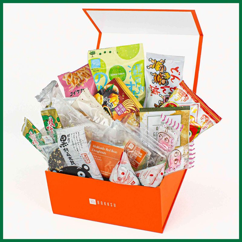 Bokksu Japanese Snack Boxes