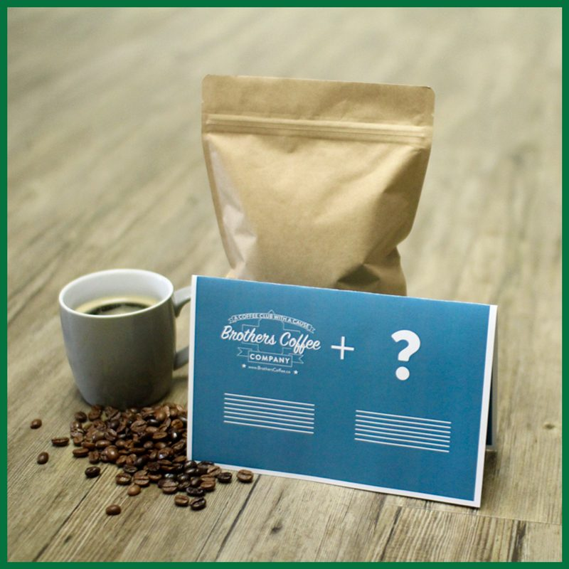 Brothers Coffee Subscription Box