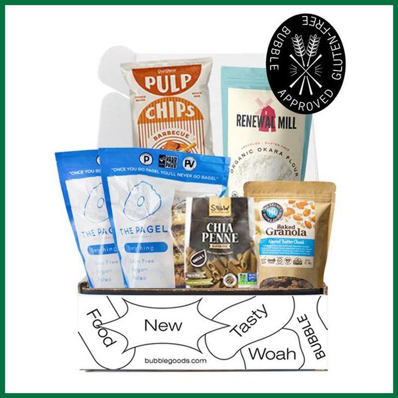 Bubble Gluten-Free Bundle