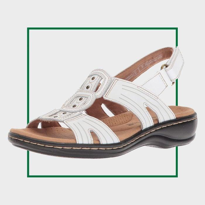 Clarks Leisa Vine sandals