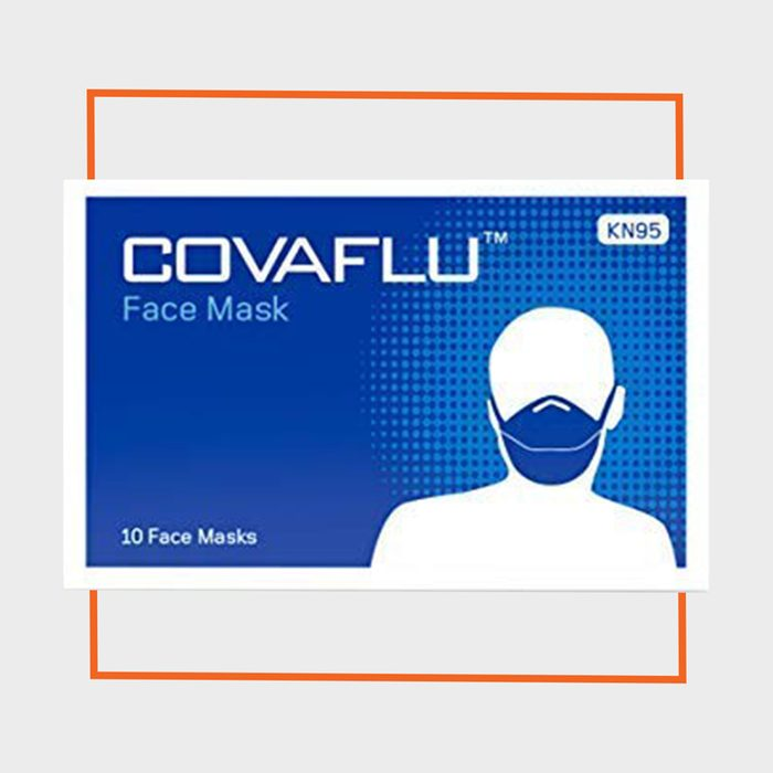 Covaflu FFP2/KN95 Disposable Cup Shaped Face Mask
