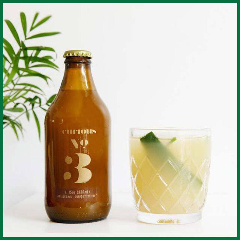 Curious Elixirs Cocktail Club