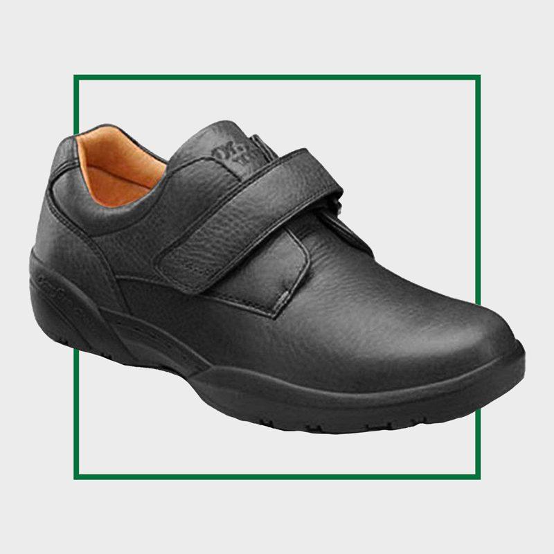 Dr. Comfort Men's William-X Double Depth Diabetic Casual Shoes