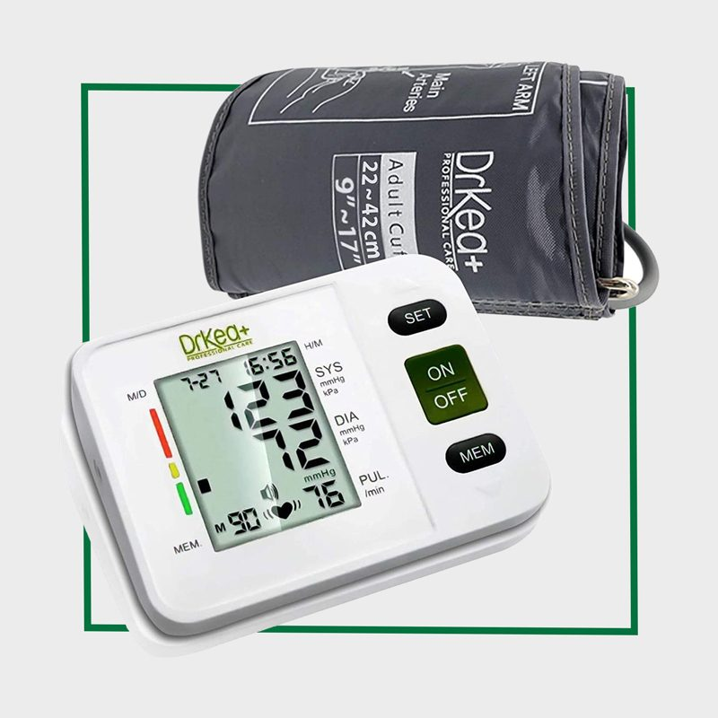 DrKea Blood Pressure Monitor Upper Arm