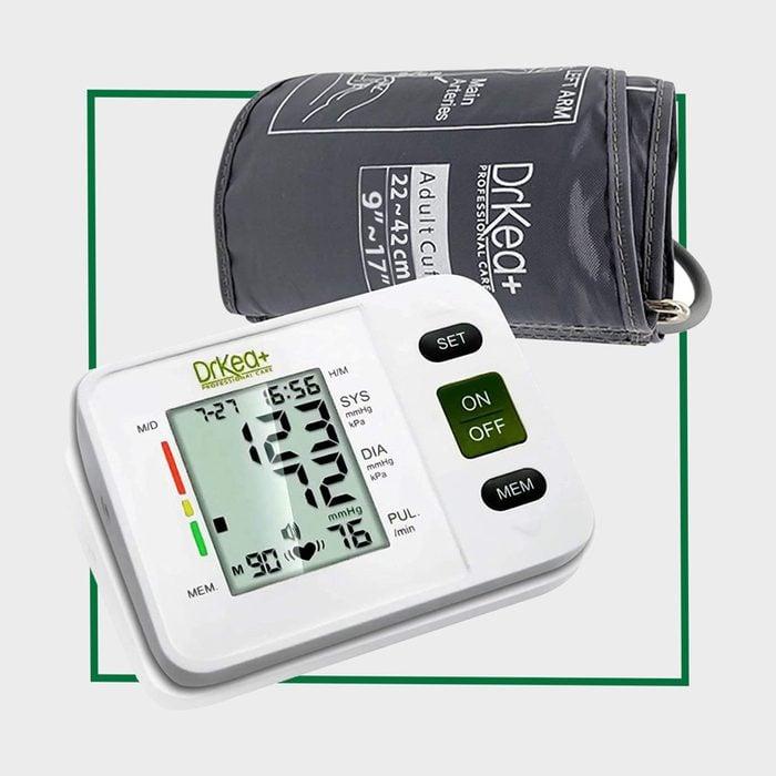 DrKea Blood Pressure Monitor Upper Arm