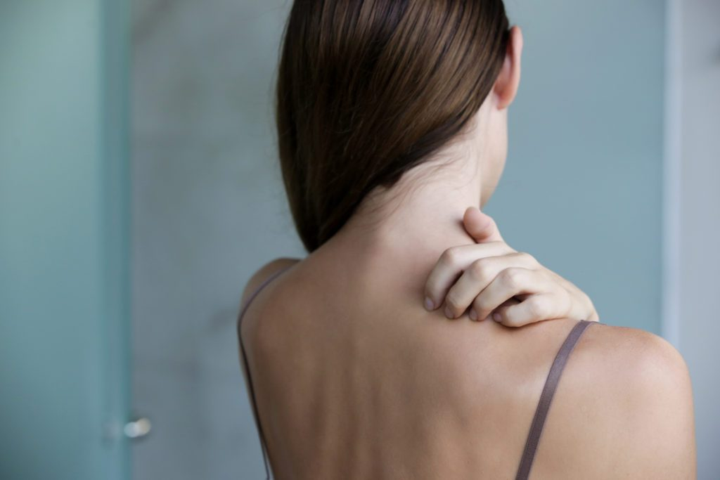 How to Tell the Difference Between Psoriasis, Rosacea, and Eczema