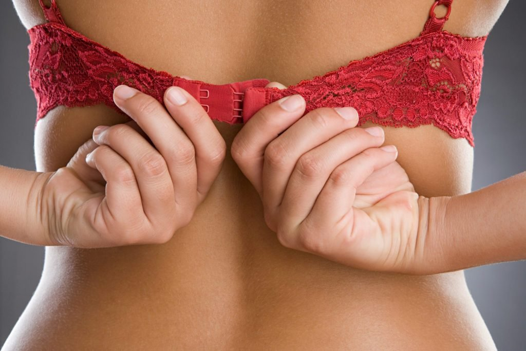 Here's What Happens When You Stop Wearing a Bra