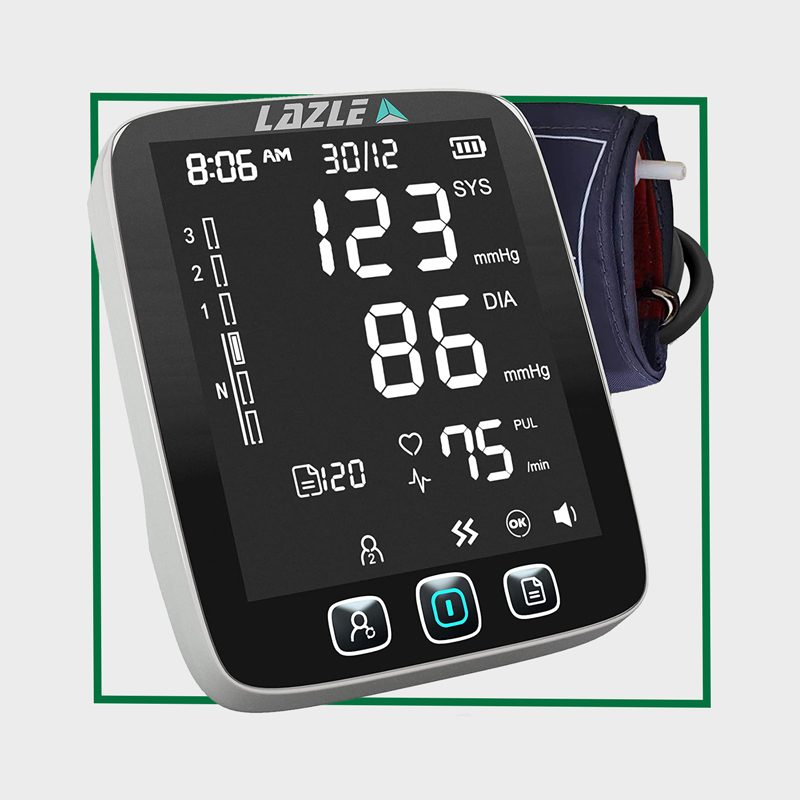 LAZLE Blood Pressure Monitor