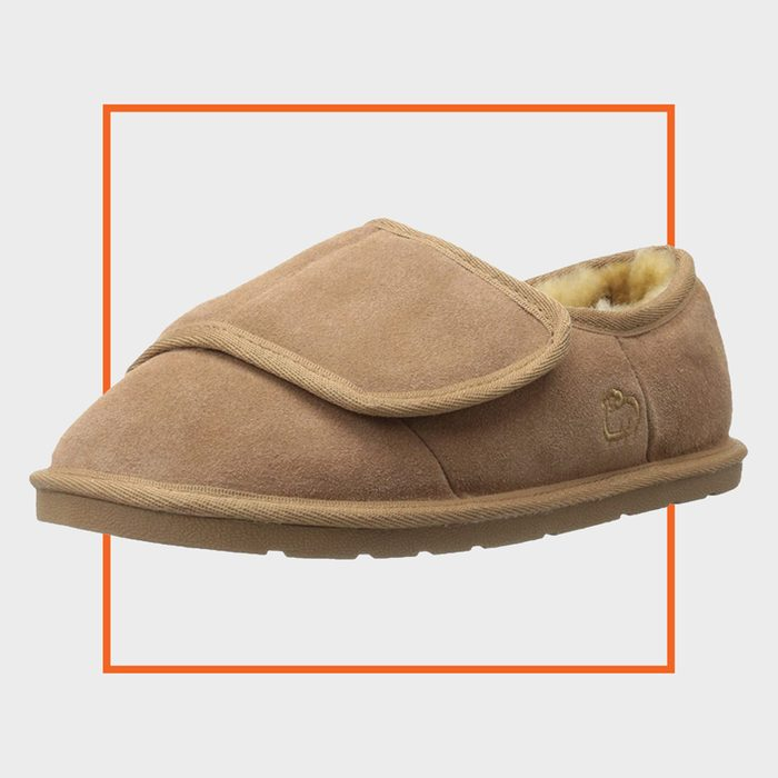 Lamo Footwear Men's Closed Toe Wrap