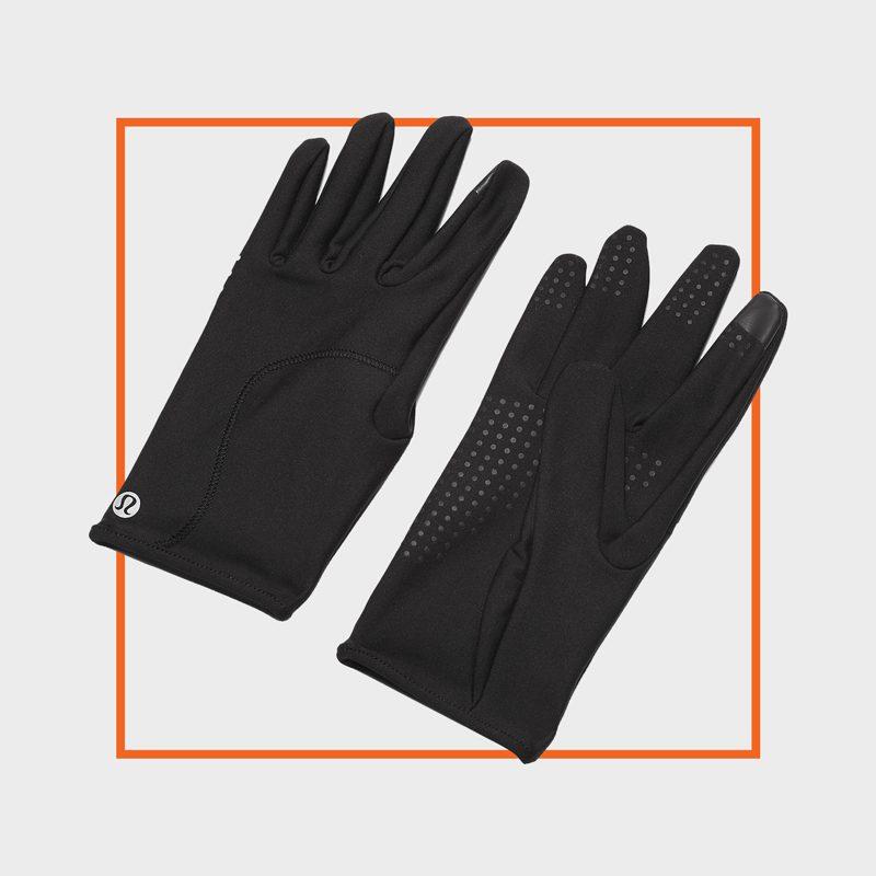 Lululemon Run for it All Gloves