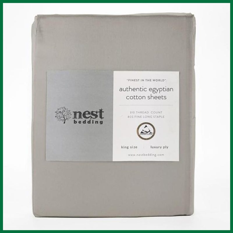 Nest Bedding Authentic Egyptian Cotton Sheet Set