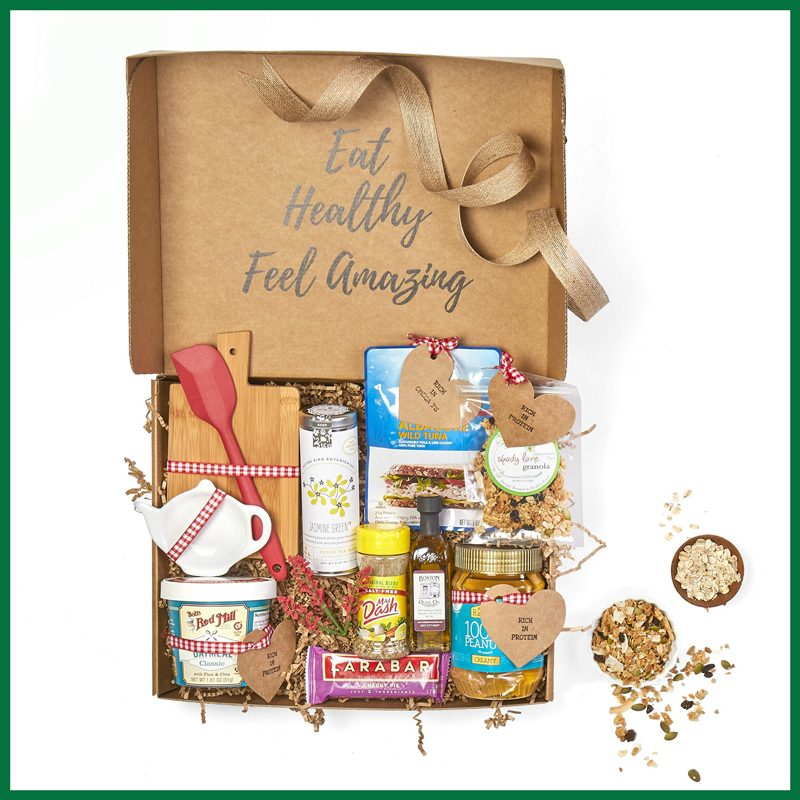 Nutritious Gifts Heart Healthy Box Essentials