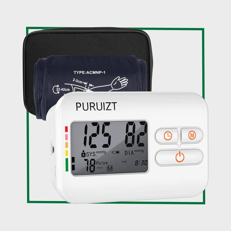 PURUIZT Blood Pressure Monitor Upper Arm