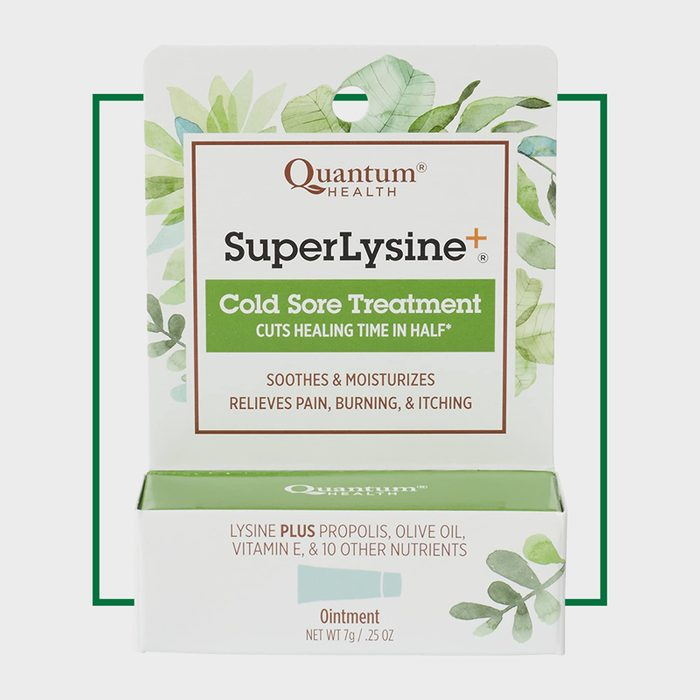 Quantum Health Super Lysine+ Cold Sore Treatment
