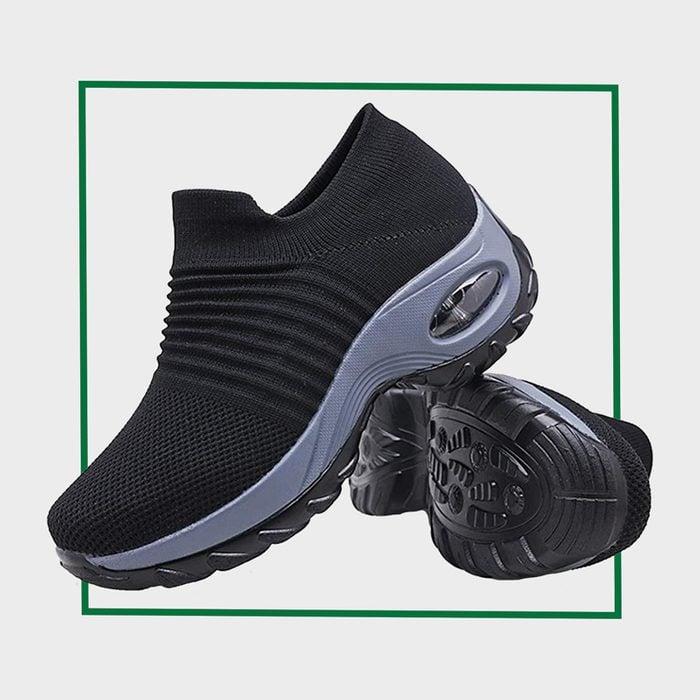 Slow Man Women's Walking Shoes