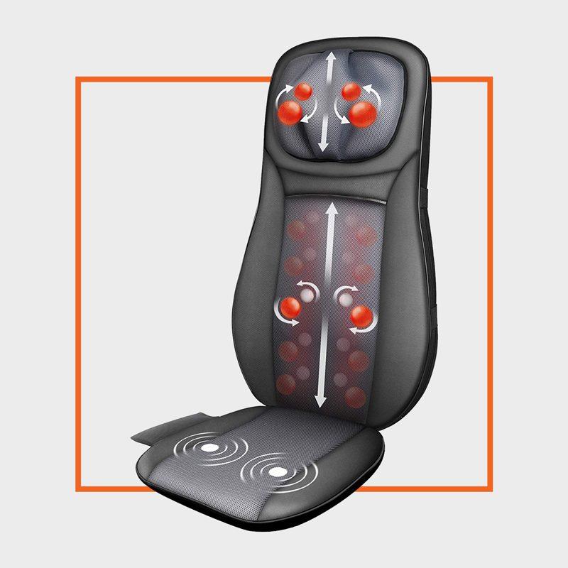 Snailax shiatsu Neck & Back Massager with Heat
