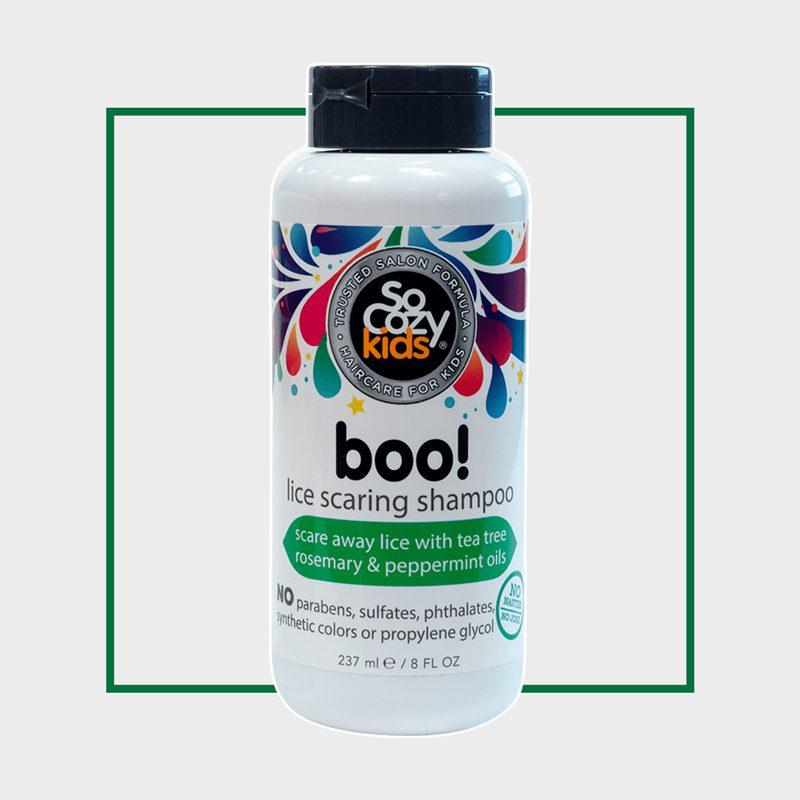 SoCozy Boo! Lice Prevention Shampoo