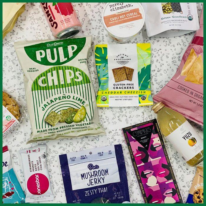 The Goods Mart Vegan Box