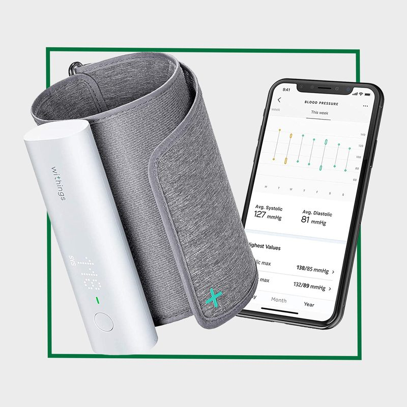 Withings BPM Connect WiFi Smart Blood Pressure Monitor