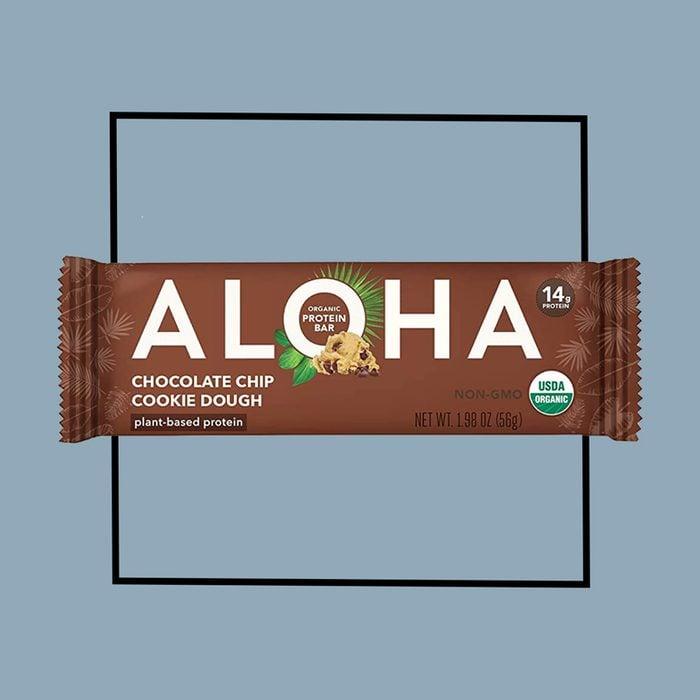 aloha protein bar