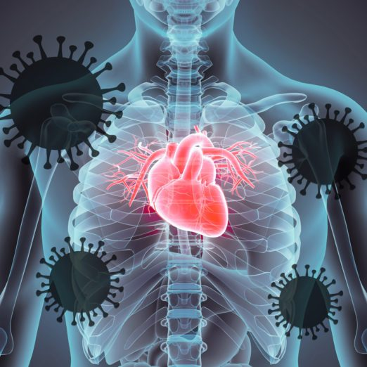 This Is How Damaging Covid-19 Can Be For Your Heart
