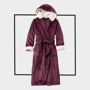 L.L.Bean Wicked Plush Robe
