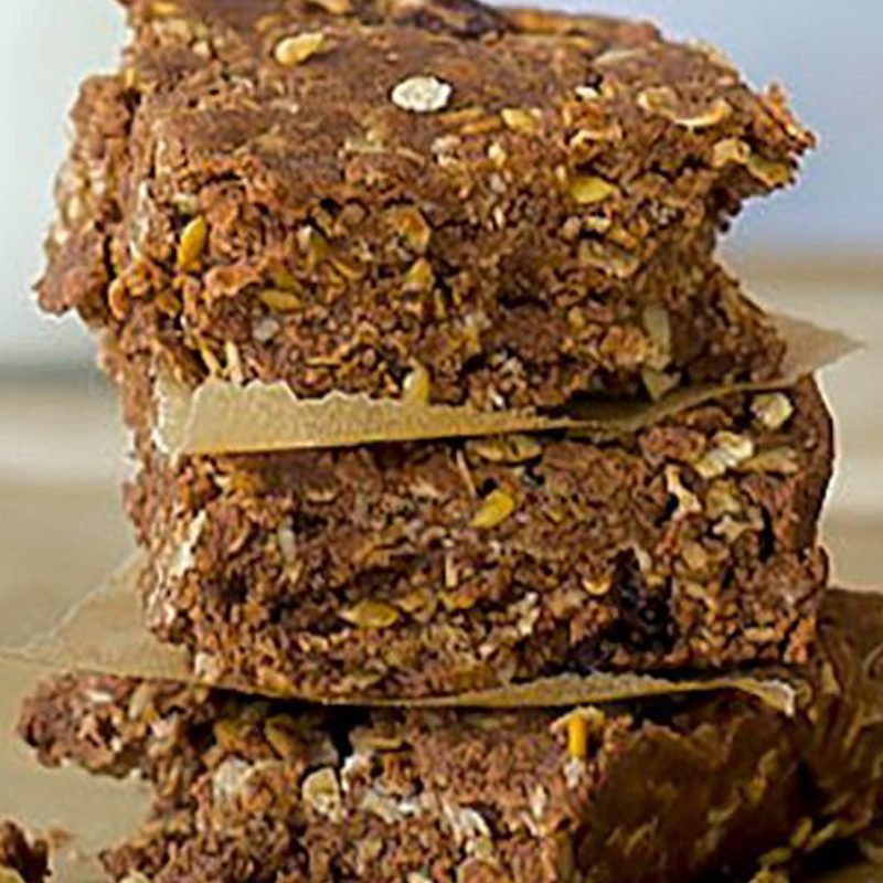 no bake chocolate protein bars