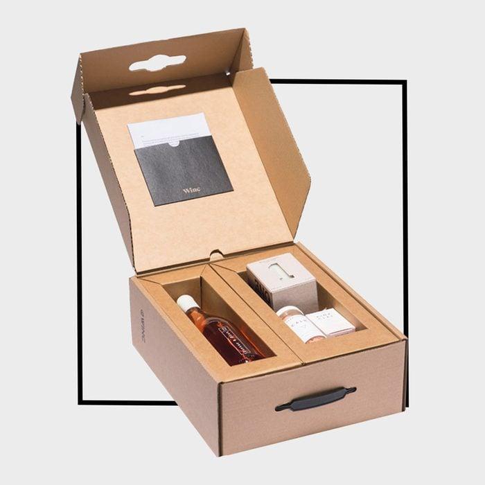 Winc Wine Club box
