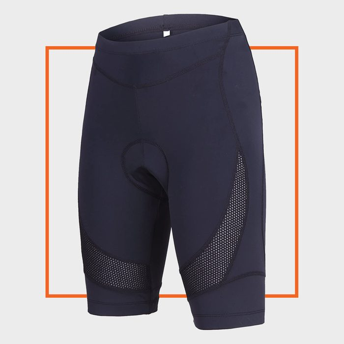 Beroy Women's Bike Shorts with 3D Gel Padding