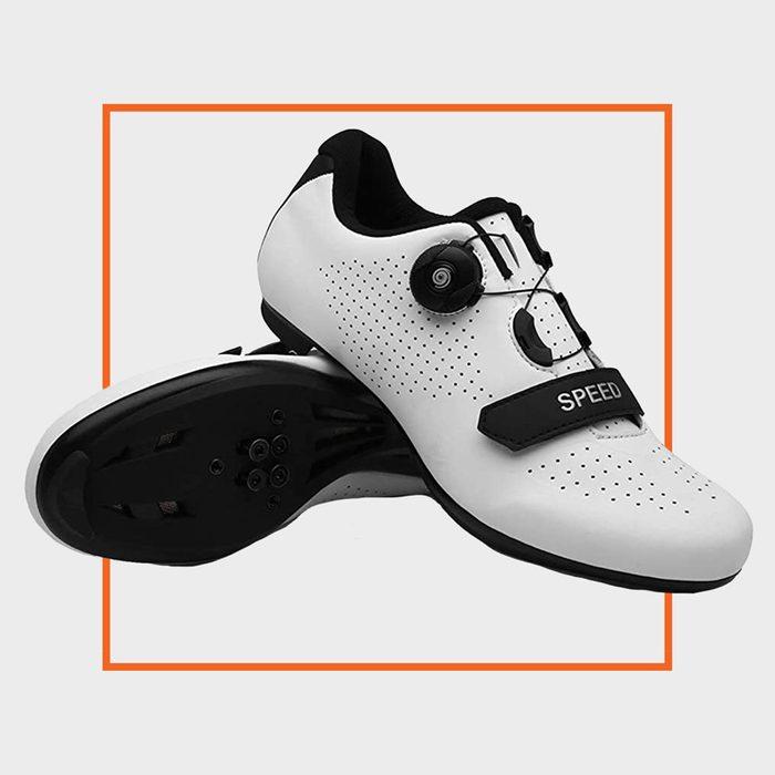 Cungel Men's Road Bike Cycling Shoes